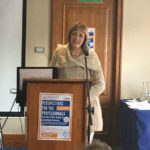 Mary Doyle at the joint SHINE and College of Psychiatrists of Ireland conference