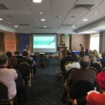 Patricia Gilheaney at the joint SHINE and College of Psychiatrists of Ireland conference