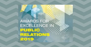 Alcohol Health Alliance win Award for Best Public Health Campaign 2019
