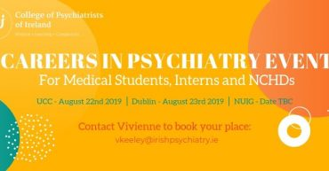 CPsychI Careers in Psychiatry Event August 2019